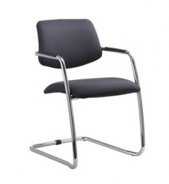 stolička THEO 262-KZ-N4, kostra chrom