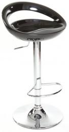 barové stolička PABLO striebrná