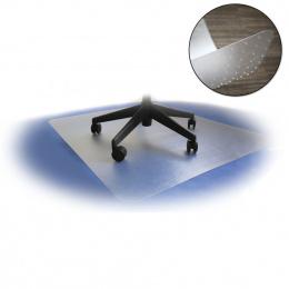 Podložka pod stoličky s HROTY transparentná 120x100 cm