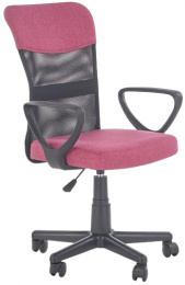 Detská stolička TIMMY růžová