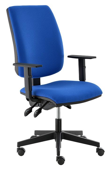 ALBA kancelářská židle YORK ŠÉF, ASYNCHRO