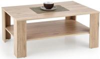 Konferenční stolek Kwadro dub san remo