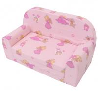 Dětská sedací rozkládací souprava princezna