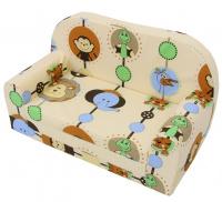 Dětská sedací rozkládací souprava safari