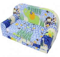 Dětská sedací rozkládací souprava ZOO