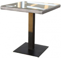 zahradní stůl BARCELONA  - šedý