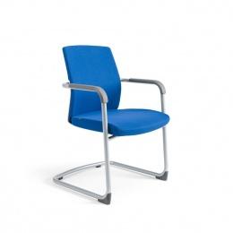 Kancelářská židle JCON WHITE kancelárská stolička