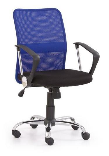 Halmar židle TONY modrá