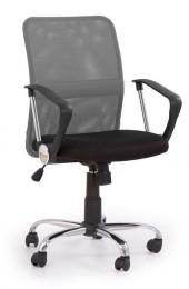 kancelárská stolička TONY šedá