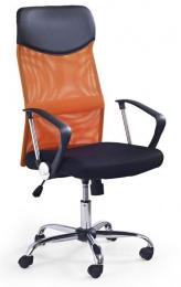 kancelárská stolička Vire oranžová