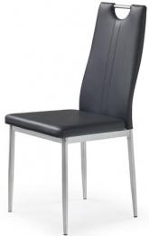 Jedálenská stolička K202 čierná