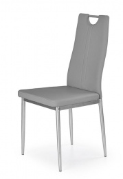 Jedálenská stolička K202 šedá
