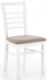 Židle ADRIAN bílá/inari 23