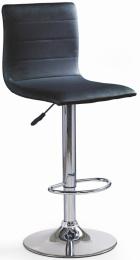 barová stolička H21 čierna