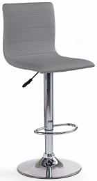 barová stolička H21 sivá