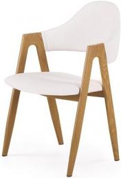 jídelní stolička K247 biela