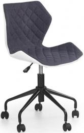 Detská stolička MATRIX šedá
