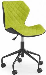 Detská stolička MATRIX zelená
