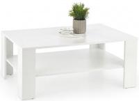 Konferenční stolek Kwadro bílý