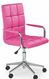 detská stolička GONZO 2 ružová