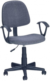 detská stolička DARIAN BIS sivá