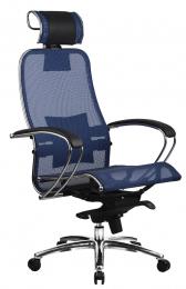 Kancelářská SAMURAI S-2 modrá