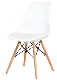 Jedálenská stolička CT-741 WT