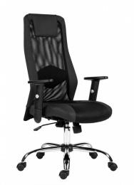 Mercury kancelárska stolička SANDER čierna