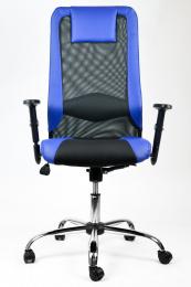 Mercury kancelářská SANDER  modrý