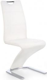 Židle K291 bílá