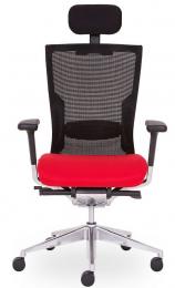 Židle KOMFORT A s podhlavníkem
