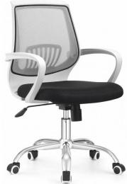 Kancelárska stolička LANCELOT, sivá