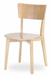 jedálenská stolička Dimmy dub masív