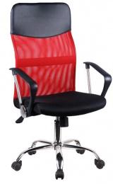 Kancelářská TC3-973M 2 NEW - červená