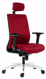 kancelárska stolička 1990 SYN TITAN ALU PDH