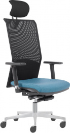 Kancelárská stolička Reflex S CR+P