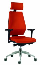 kancelárská stolička 1870 SYN MOTION ALU PDH