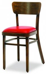 jedálenská stolička NIKO čalúnená