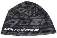 funkční čepice DXRACER vel. L, černá / šedá