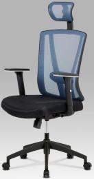 Kancelárska stolička KA-H110 BLUE