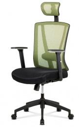 Kancelárska stolička KA-H110 GRN