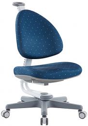 detská rastúca stolička Klára II tmavo modrá