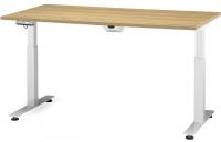 Elektricky nastaviteľný stôl ADJUST2 AD 5472 (160x80cm)