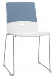 konferenčná stolička DUETTO sáně