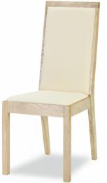 jedálenská stolička OSLO dub