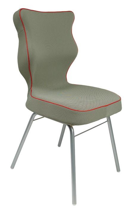 ENTELO Školní židle SOLO GREY 5
