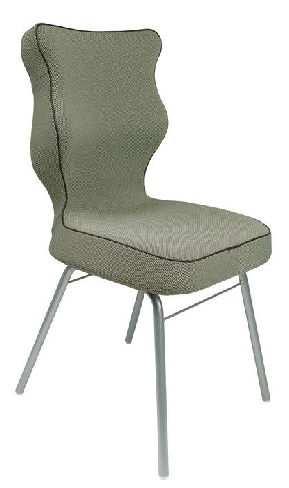 ENTELO Školní židle SOLO GREY 6