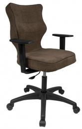 kancelárská stolička DUO BLACK