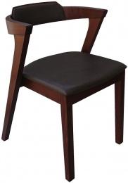 designová jedálenská stolička ZIWA 313 520