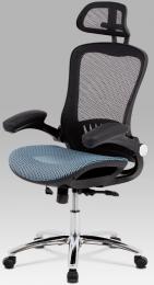 kancelárská stolička KA-A185 BLUE